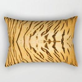 Tiger Animal Print Rectangular Pillow