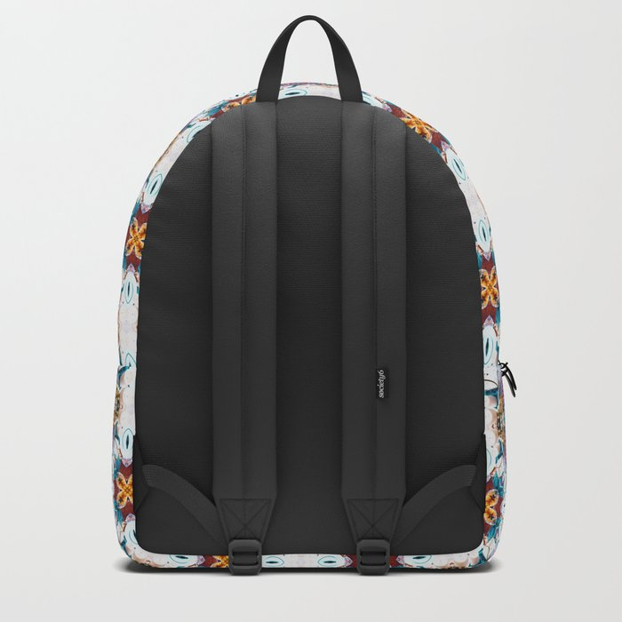 KaleidoMandala Series 100917 #society6 #decor #buyart Backpack