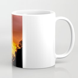Sunset Pines Coffee Mug