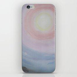 Hopeful Sunset iPhone Skin