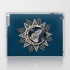 Wolf Emblem Laptop & iPad Skin