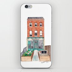 London: Wallace & Co. by Charlotte Vallance iPhone & iPod Skin