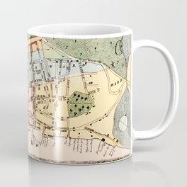 New York City 1728 Coffee Mug