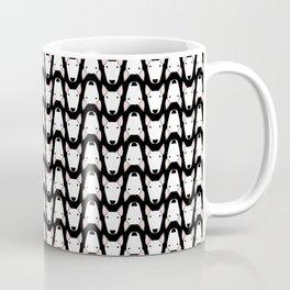 Smal Gridlock Duffle Black Coffee Mug