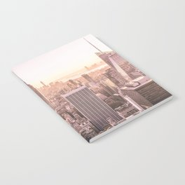 NEW YORK CITY SUNSET Notebook