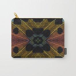 Butterfly Garden Vortex Carry-All Pouch
