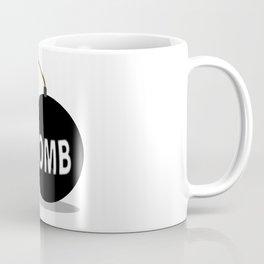 Cartoon Bomb Coffee Mug