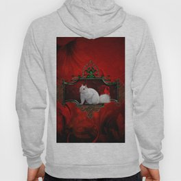 Beautiful whites squirrel Hoody