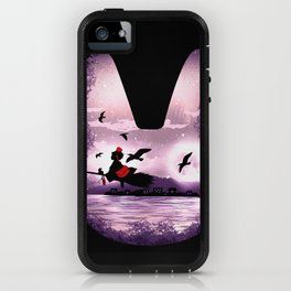 Midnight Delivery iPhone Case