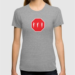 STOP and Look Around T-shirt