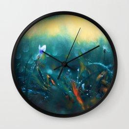 Morning's Gift Wall Clock