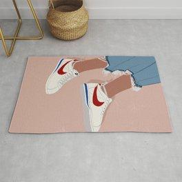 Uptown x Cortez Sneakers Rug