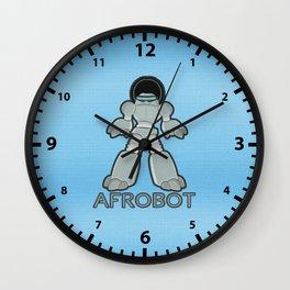 Afrobot Wall Clock