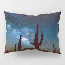 Milky Way Cacti Pillow Sham