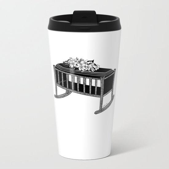 Life is too short Metal Travel Mug
