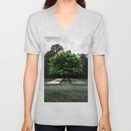 Couldn't Stand to be Alone Without You Unisex V-Neck