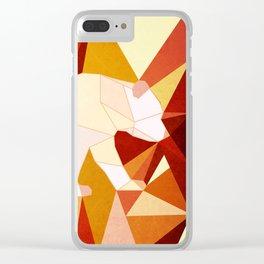 Polar Bear 8 Clear iPhone Case