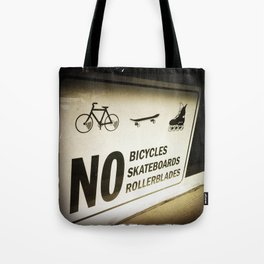 Why Not Tote Bag