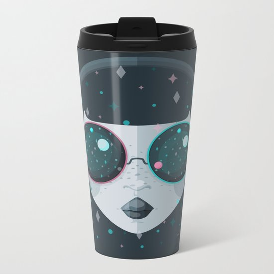 Stellar Metal Travel Mug