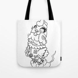 niwatori [Chicken] Tote Bag