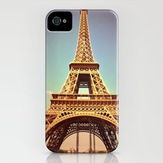 Eiffel Tower I iPhone (4, 4s) Slim Case