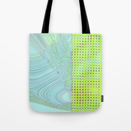 DIS-TORT Tote Bag