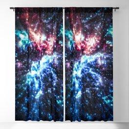 Exploding Core Nebula Blackout Curtain