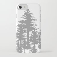 forrest iPhone & iPod Cases featuring Forrest by Dan Parker