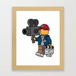 Director's Cut Framed Art Print