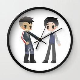 Mass Effect - Velenko Wall Clock