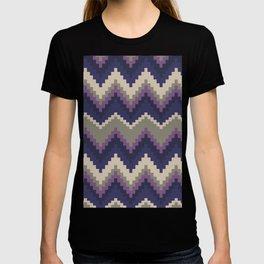 Jagged Violet T-shirt