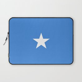 flag of somalia Laptop Sleeve