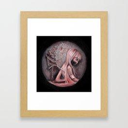 Christmas Parasomnia Framed Art Print