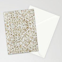 Rice pattern Stationery Cards