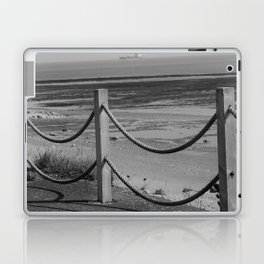 Ropes At Low Tide Laptop & iPad Skin