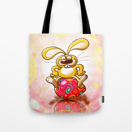 Proud Easter Bunny Tote Bag