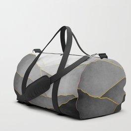 Minimal Landscape 01 Duffle Bag