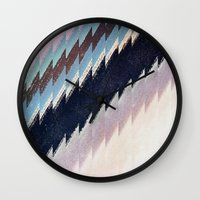 mirror Wall Clocks featuring mirror by spinL