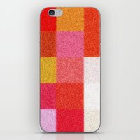 blanket iPhone & iPod Skins featuring Blanket by Mr and Mrs Quirynen