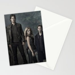 The Vampire Diaries Cast Stationery Cards