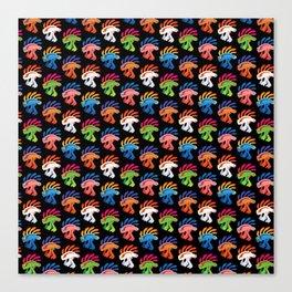 Murloc Swarm Canvas Print