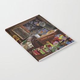Snappy Santa Notebook