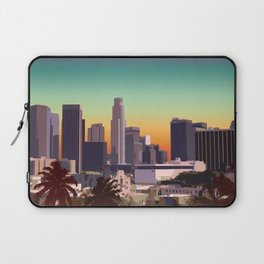 Downtown Los Angeles Laptop Sleeve