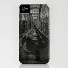 trainbridge iPhone (4, 4s) Slim Case