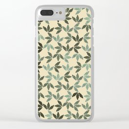 searching for fall Clear iPhone Case