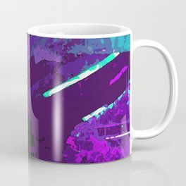 Japanese Dream Bridge Popped Photograph Coffee Mug