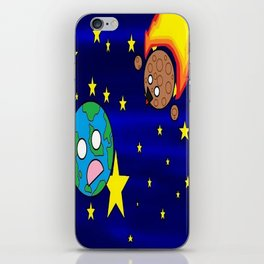 Give the world a hug  iPhone Skin