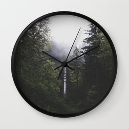 Latourell Falls, OR Wall Clock