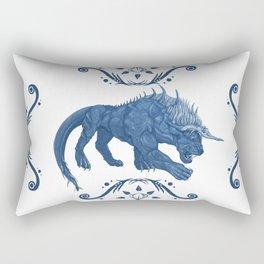 Behemoth Final Fantasy Rectangular Pillow
