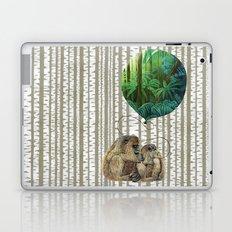 Monkey Balloon Dreams Laptop & iPad Skin